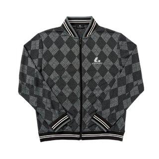 Uni サマーウォームアップシャツ(ブラック) XLW4739