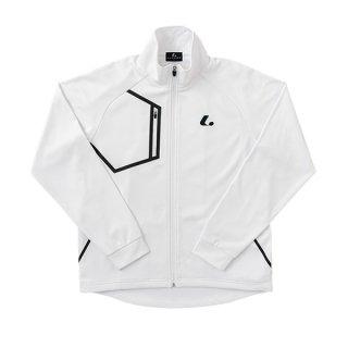 Uni ウォームアップシャツ(ホワイト) XLW4800