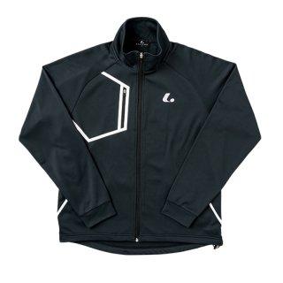 Uni ウォームアップシャツ(ブラック) XLW4809