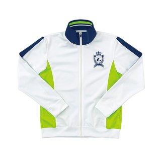 Ladies ウォームアップシャツ(ホワイト) XLW6320