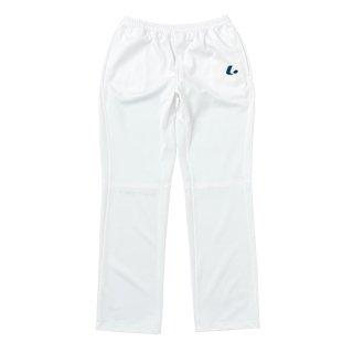 Ladies ウォームアップパンツ(ホワイト) XLW7180