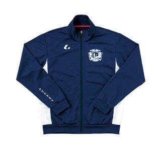 Uni ウォームアップシャツ(ネイビー) XLW4716