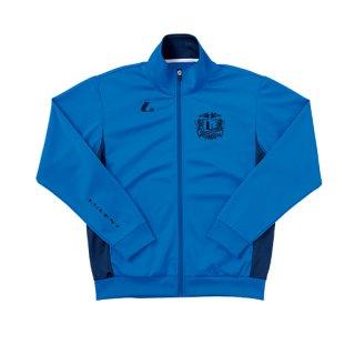 Uni ウォームアップシャツ(ブルー) XLW4717