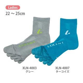 Ladies 5本指ソックス XLN400