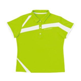 Ladies ゲームシャツ(ライム) XLP4945