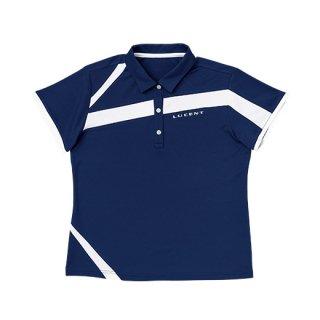 Ladies ゲームシャツ(ネイビー) XLP4946