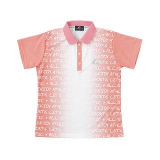Ladies ゲームシャツ(ライトピンク) XLP4851
