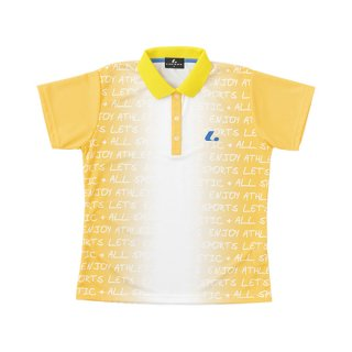 Ladies ゲームシャツ(ライトイエロー) XLP4853