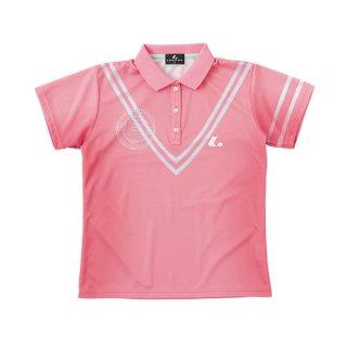 Ladies ゲームシャツ(ライトピンク) XLP4863