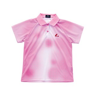 Ladies ゲームシャツ(パステルピンク) XLP4652