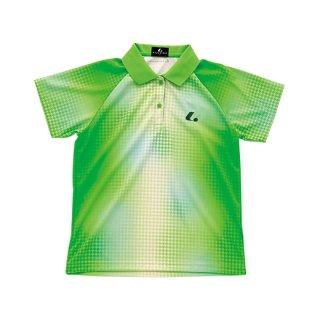 Ladies ゲームシャツ(パステルグリーン) XLP4655