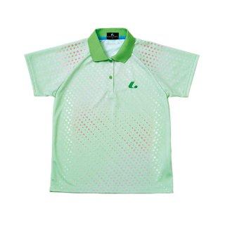 Ladies ゲームシャツ(パステルグリーン) XLP4755