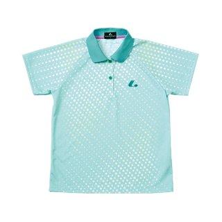 Ladies ゲームシャツ(パステルブルー) XLP4757