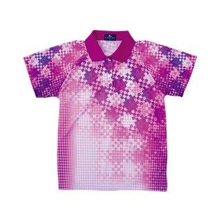 Ladies ゲームシャツ(ピンク) XLP4791