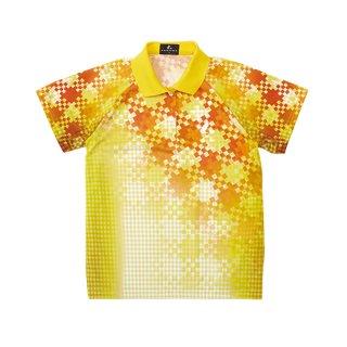 Ladies ゲームシャツ(イエロー) XLP4793