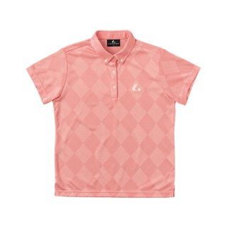 Ladies ゲームシャツ(ピンク) XLP4991
