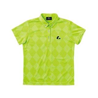 Ladies ゲームシャツ(ライム) XLP4995