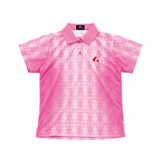 Ladies ゲームシャツ(パステルピンク) XLP4642