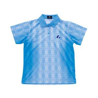 Ladies ゲームシャツ(パステルブルー) XLP4647