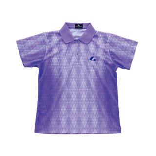Ladies ゲームシャツ(パステルパープル) XLP4648