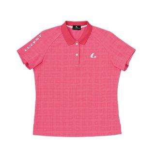 Ladies ゲームシャツ(ピンク) XLP4971
