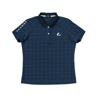 Ladies ゲームシャツ(ネイビー) XLP4976