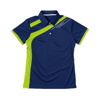 Ladies ゲームシャツ(ネイビー) XLP4896