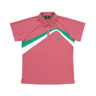 Ladies ゲームシャツ(コーラルピンク) XLP4613