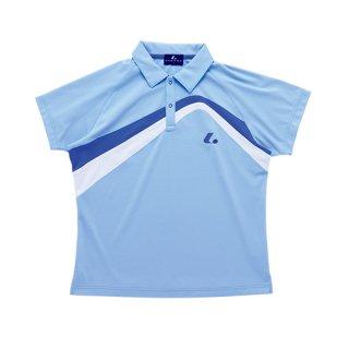 Ladies ゲームシャツ(ライトブルー) XLP4617
