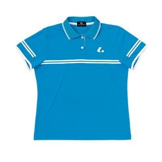 Ladies ゲームシャツ(ブルー) XLP4967