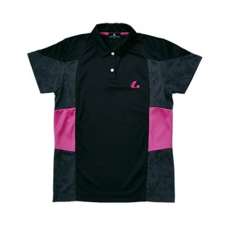 Ladies ゲームシャツ(ブラック) XLP4769