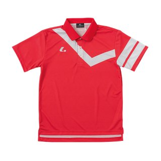 Uni ゲームシャツ(レッド) XLP8311