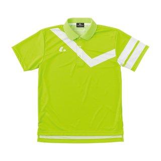 Uni ゲームシャツ(ライム) XLP8315