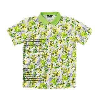 Uni ゲームシャツ(ライム) XLP8425