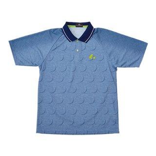 Uni ゲームシャツ(ネイビー) XLP8226