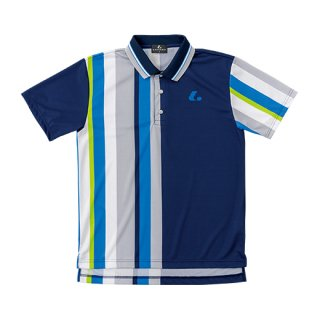Uni ゲームシャツ(ネイビー) XLP8376