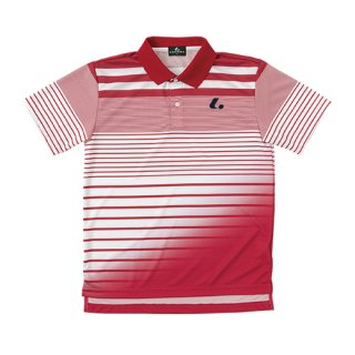 Uni ゲームシャツ(レッド) XLP8361