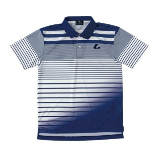 Uni ゲームシャツ(ネイビー) XLP8366