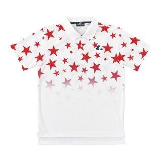 Uni ゲームシャツ(レッド) XLP8291