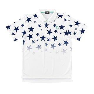 Uni ゲームシャツ(ネイビー) XLP8296