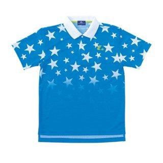 Uni ゲームシャツ(ブルー) XLP8297