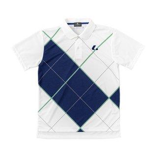 Uni ゲームシャツ(ホワイト) XLP8380