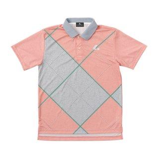 Uni ゲームシャツ(ライトピンク) XLP8381