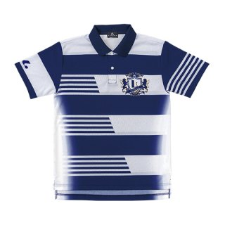 Uni ゲームシャツ(ネイビー) XLP8306