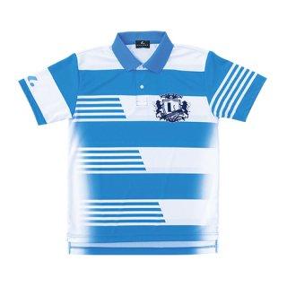 Uni ゲームシャツ(ブルー) XLP8307