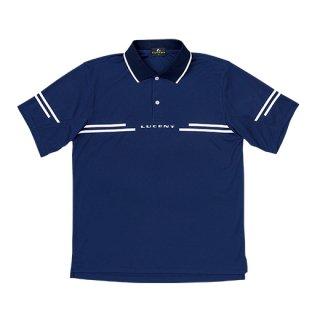 Uni ゲームシャツ(ネイビー) XLP8466