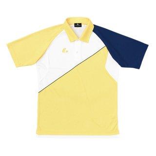 Uni ゲームシャツ(イエロー) XLP8443