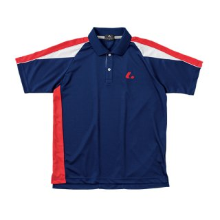 Uni ゲームシャツ(ネイビー) XLP8326