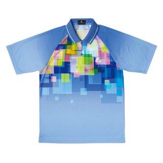 Uni ゲームシャツ(ライトブルー) XLP8127
