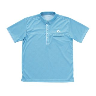 Uni ゲームシャツ(ブルー) XLP8287